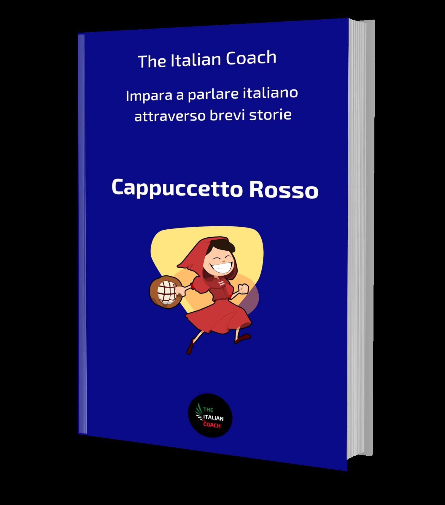 italian coach cappuccetto rosso