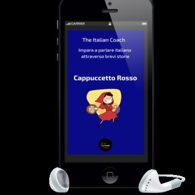 Cappuccetto Rosso promo Audio