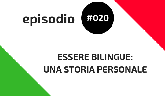 essere bilingue