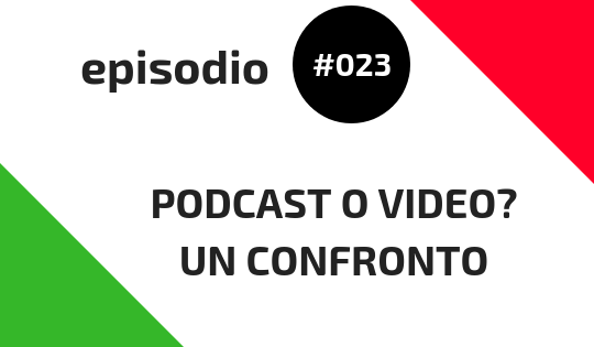 podcast o video