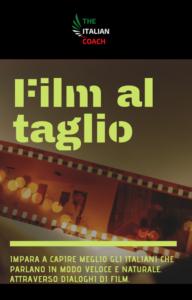 The italian coach film al taglio