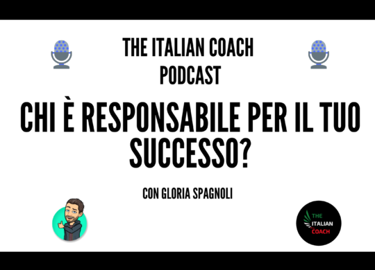 Chi è responsabile per il tuo successo? - imparare italiano