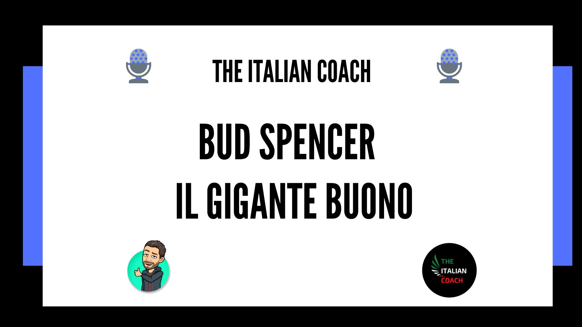 bud spencer learn italian