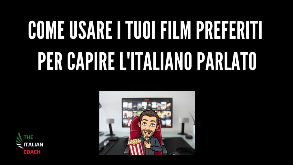 the italian coach migliora comprensione attraverso film
