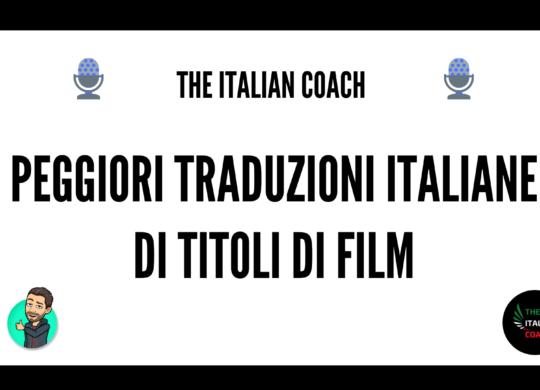 peggiori traduzioni italiane titoli film
