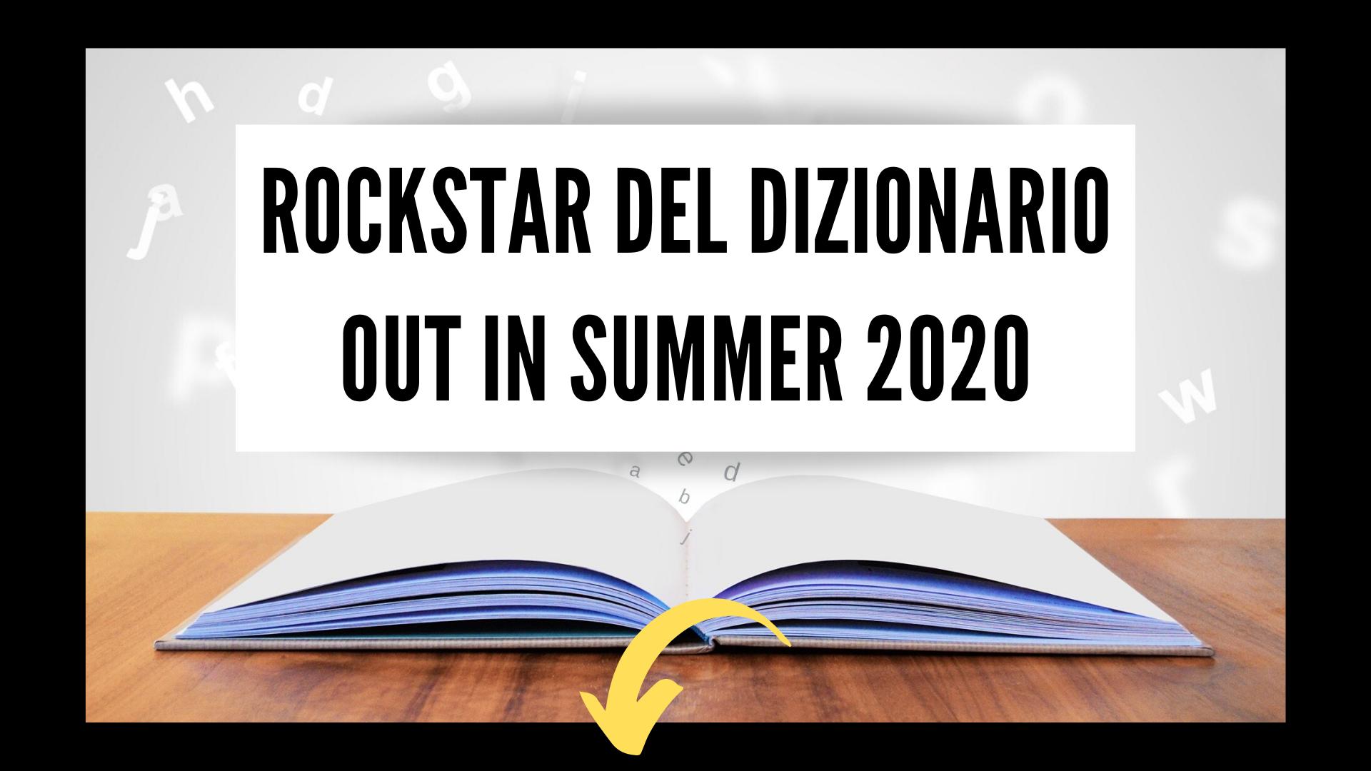 Italian coach rockstar dizionario