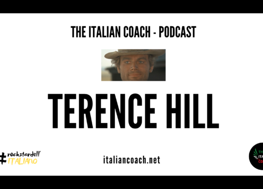 the italian coach podcast terence hill