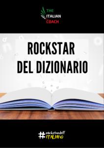 rockstar del dizionario the italian coach