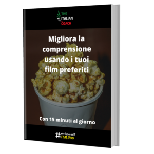 improve italian listening skills with movies
